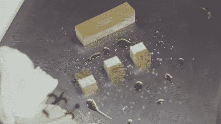 recette adaptee fromage chevre texture modifiee