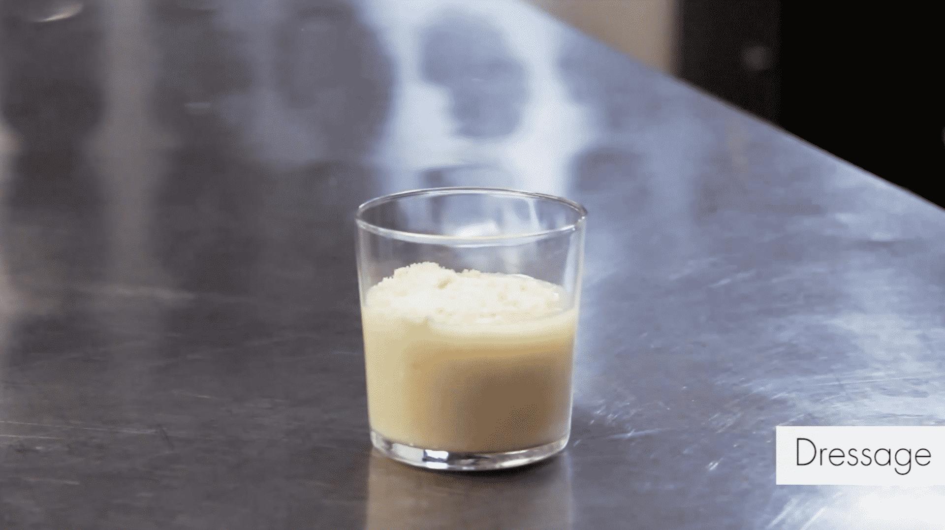 recette adaptee creme poire texture modifiee