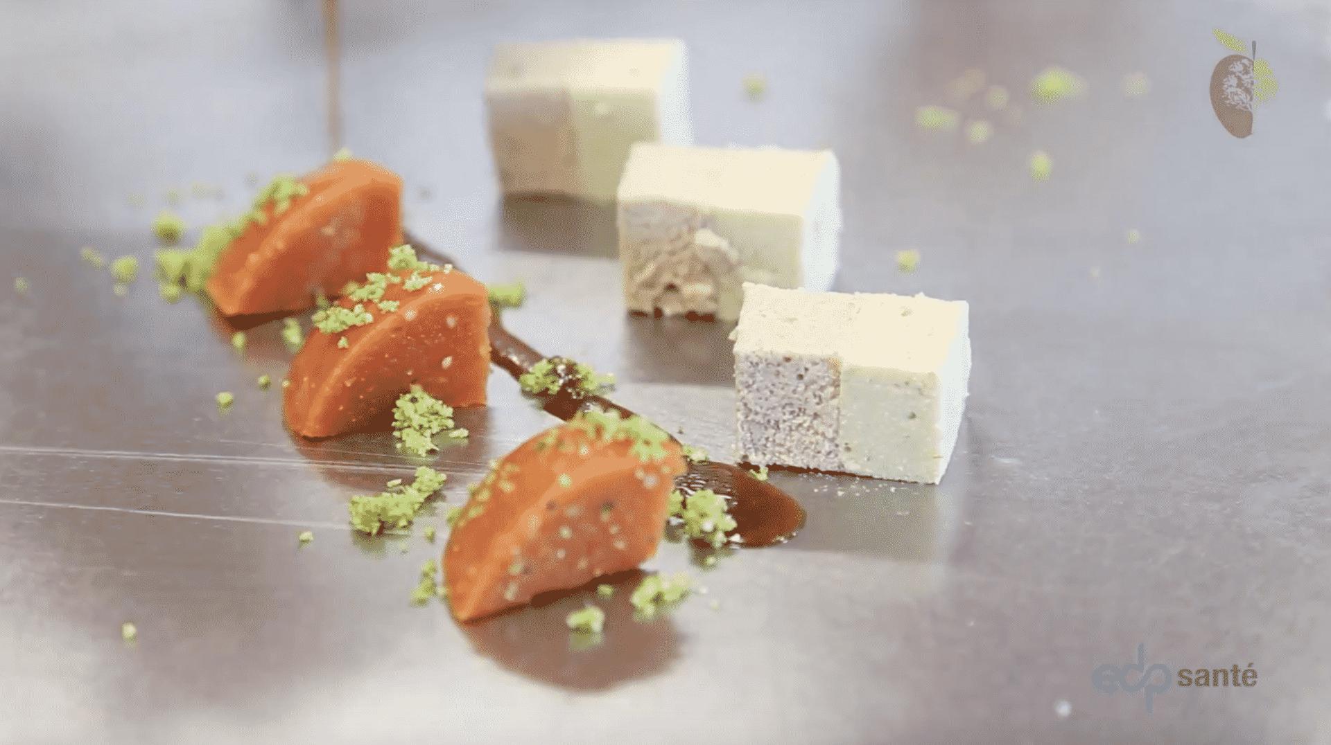 recette adaptee saute agneau tomate provencale thym